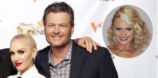 Blake Shelton Goes West Miranda Lambert Goes Anderson East 2015 images