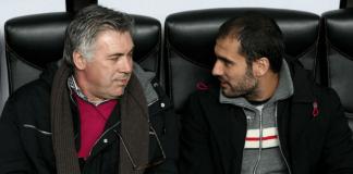 Carlo Ancelotti set to replace Pep Guardiola at Bayern Munich 2015 images