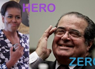 heroes zeros michelle obama 2015 images