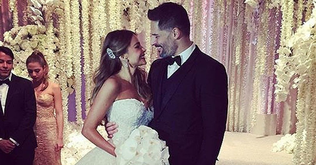 Celebrity Weddings and Breakups of 2015 images