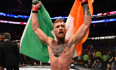 Conor McGregor Officially Takes over the UFC 2015 images