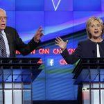 Democrats Third Debate Not Focused On Bernie's Breach