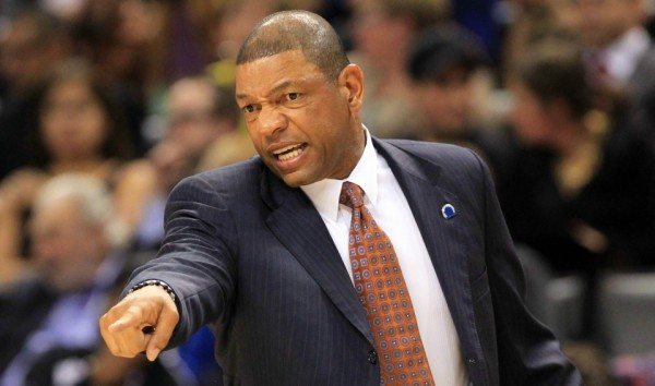 Doc Rivers Asking for NBA Coach Challenge After Refs Rob Clippers 2015 images