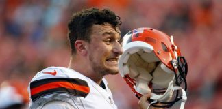 Does Johnny Manziel really have a Brain Injury 2015 images