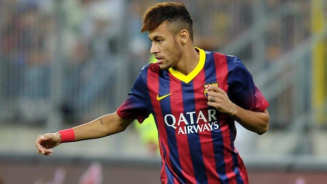 Etoo Neymar will be best player in the world after Lional 2015 images