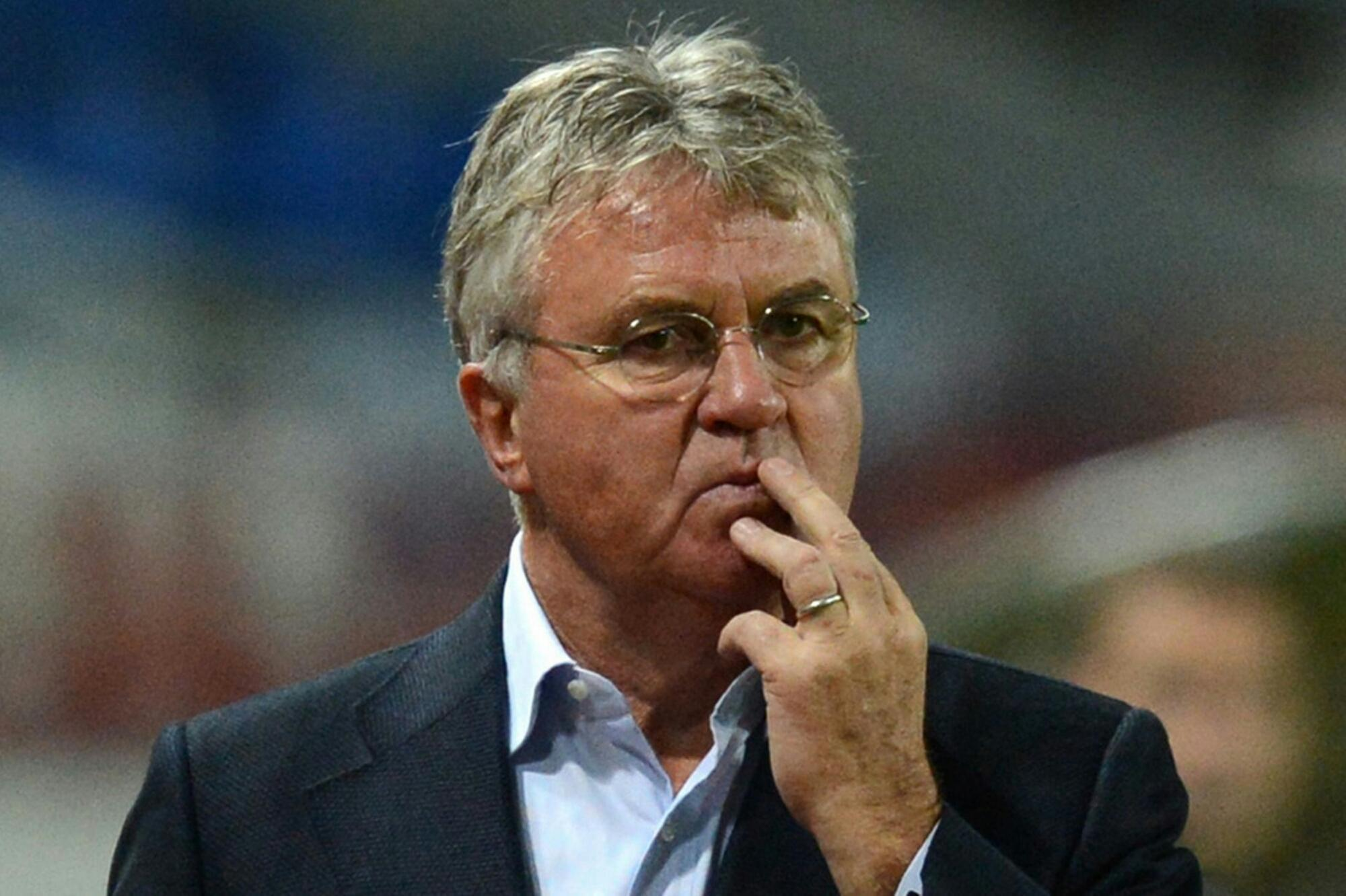 Guus Hiddink Top 4 finish still a possibility for Chelsea 2015 images