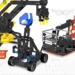 Hexbug Vex Robotics Robotic Arm review images 2015