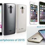 Hottest Top 3 Smartphones of 2015