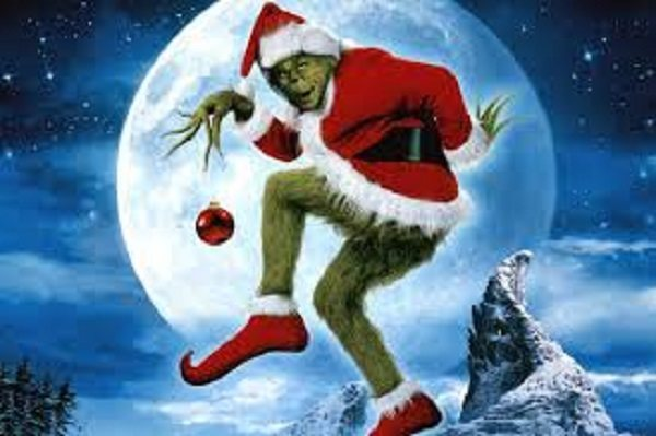 How the Grinch Stole Christmas classic films 2015