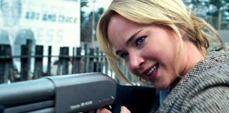 Jennifer Lawrence Brings Real Joy to Joy 2015 images