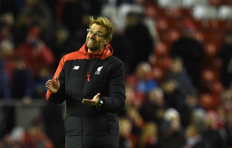 Liverpool ready to win titles claims Jurgen Klopp 2015 images