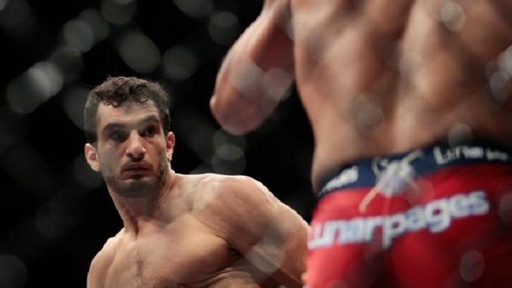 MMA Weekly Bisping vs Mousasi 2015 ufc images