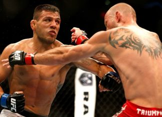MMA Weekly Rafael dos Anjos Dominates 2015 ufc images