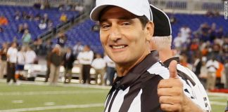 NFL Officiating Approaching Replacement 2015 images