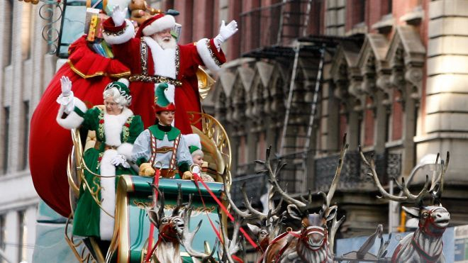 NORAD Celebrates 60 Years of Tracking Santa Claus 2015 holiday tradition
