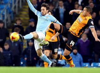 Pellegrini Manchester City striving to bring best players 2015 soccer images