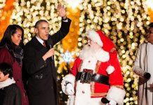 President Obama VP Joe Biden Unveil holiday playlist 2015 gossip