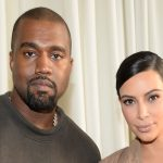 Kim Kardashian's Son Anointed Saint Robert West & Adele Too Late for Grammys