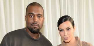 Saint Robert West for Kim Kardashian 2015 gossip