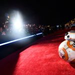 'Star Wars: The Force Awakens' Premiere BB-8 & Stormtroopers Take Red Carpet