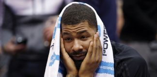 Suns Markieff Morris suspended for throwing in towel 2015 nba images