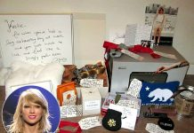 Taylor Swift Swiftmas Christmas 2015 gossip