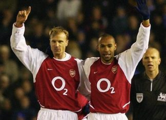 Thierry Henry names Dennis Bergkamp as best player 2015 soccer