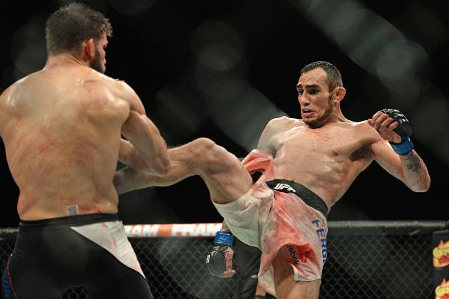 Tony Ferguson most underrated mma fighters 2015 ufc