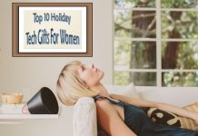 Top Tech Gifts For Women Hero Shot