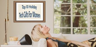 Top Tech Gifts For Women Hero Shot