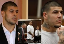 aaron hernandez trial delayed again while he models new bloods tattoo 2015 sports