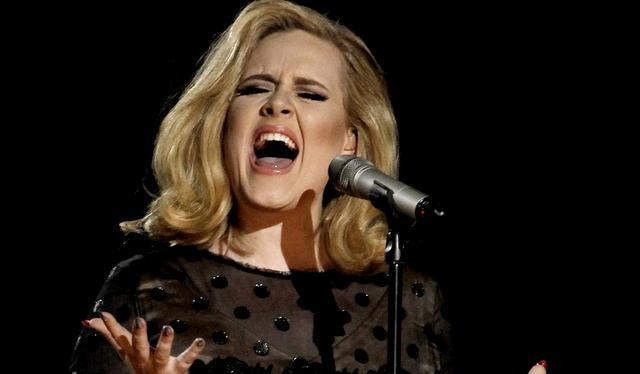 Adele ready to tour 2015 gossip