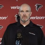 Atlanta Falcons Head Coach Dan Quinn Sounding Worn Down
