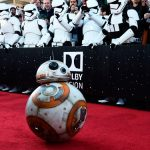 bb-8 star wars premiere force awakens 2015