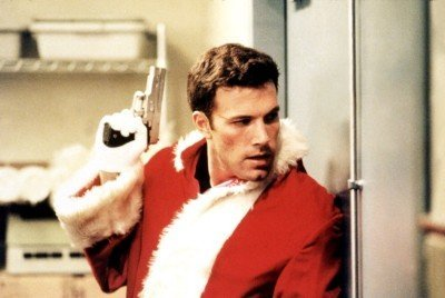 ben affleck sexy male celebrity santa