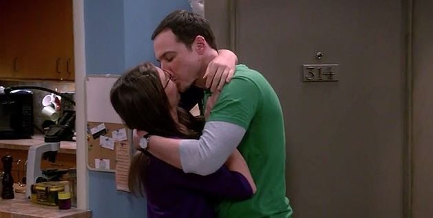 big bang theory 910 earworms shedlons kiss 2015 images