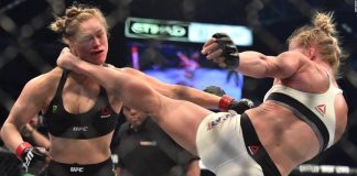 biggest mma surprises of 2015 holly holm knocks out ronda rousey images