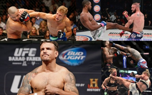 biggest mma surprises of 2015 ufc images