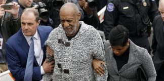 Bill Cosby arrested now out on bail 2015 images