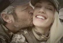 blake shelton kissing gwen stefani miranda lambert 2015 gossip