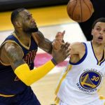 Cleveland Cavaliers vs Golden State Warriors Christmas Holiday Showdown