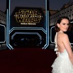 daisy-ridley-star wars premiere force awakens 2015