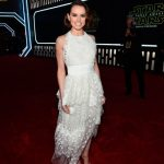 daisy ridley star wars premiere force awakens 2015