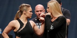 dana white bringing ronda rousey back to holly holm 2015 gossip