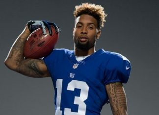 draftkings weekly report thank you odell beckham jr 2015 nfl images