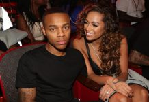 erica mena brings out bow wows bite 2015 gossip