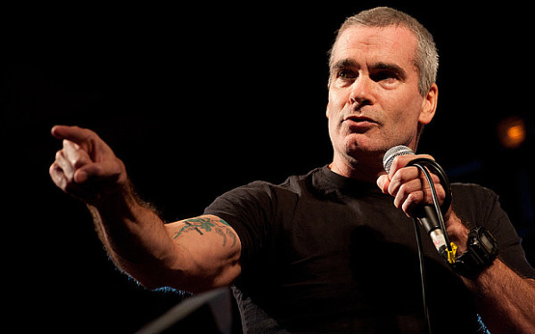 henry rollins speaks on presidential candidates 2016 images