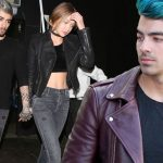 Joe Jonas Purges Gigi Hadid & Kylie Jenner's Lips Sell Out