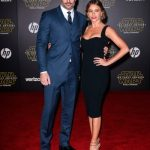 joe-manganiello-and-sofia-vergara star wars premiere force awakens 2015