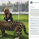 khloe kardashian with lion 2015 kuwtk images